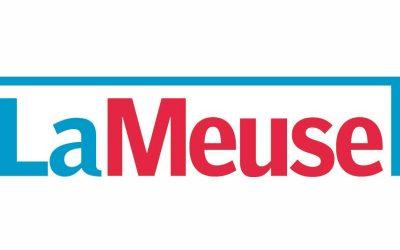 Apparition dans le journal La Meuse